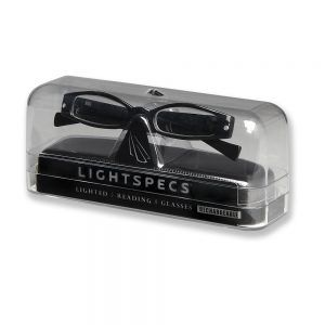 women's rechargeable lighted reading glasses