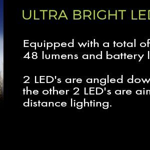 ultra bright led lighting equipment banner