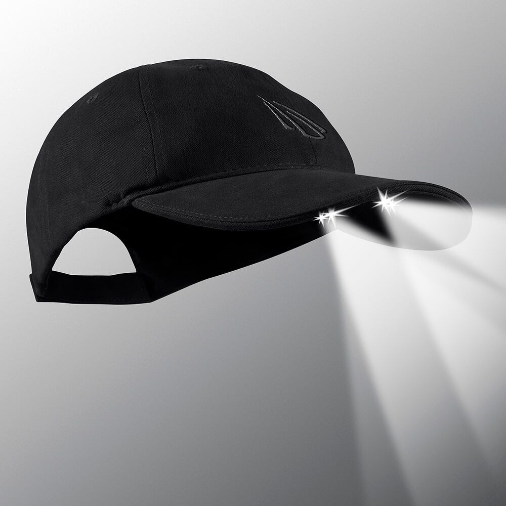 1a836dee826 Unstructured Cotton LED Lighted Hat - POWERCAP®