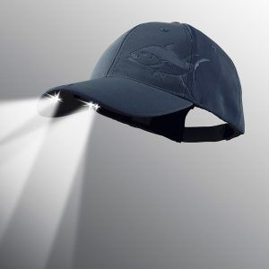 POWERCAP 25/75 Structured Tuna LED Lighted Hats