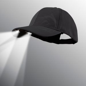 POWERCAP 25/75 Structured Marlin LED Lighted Hats