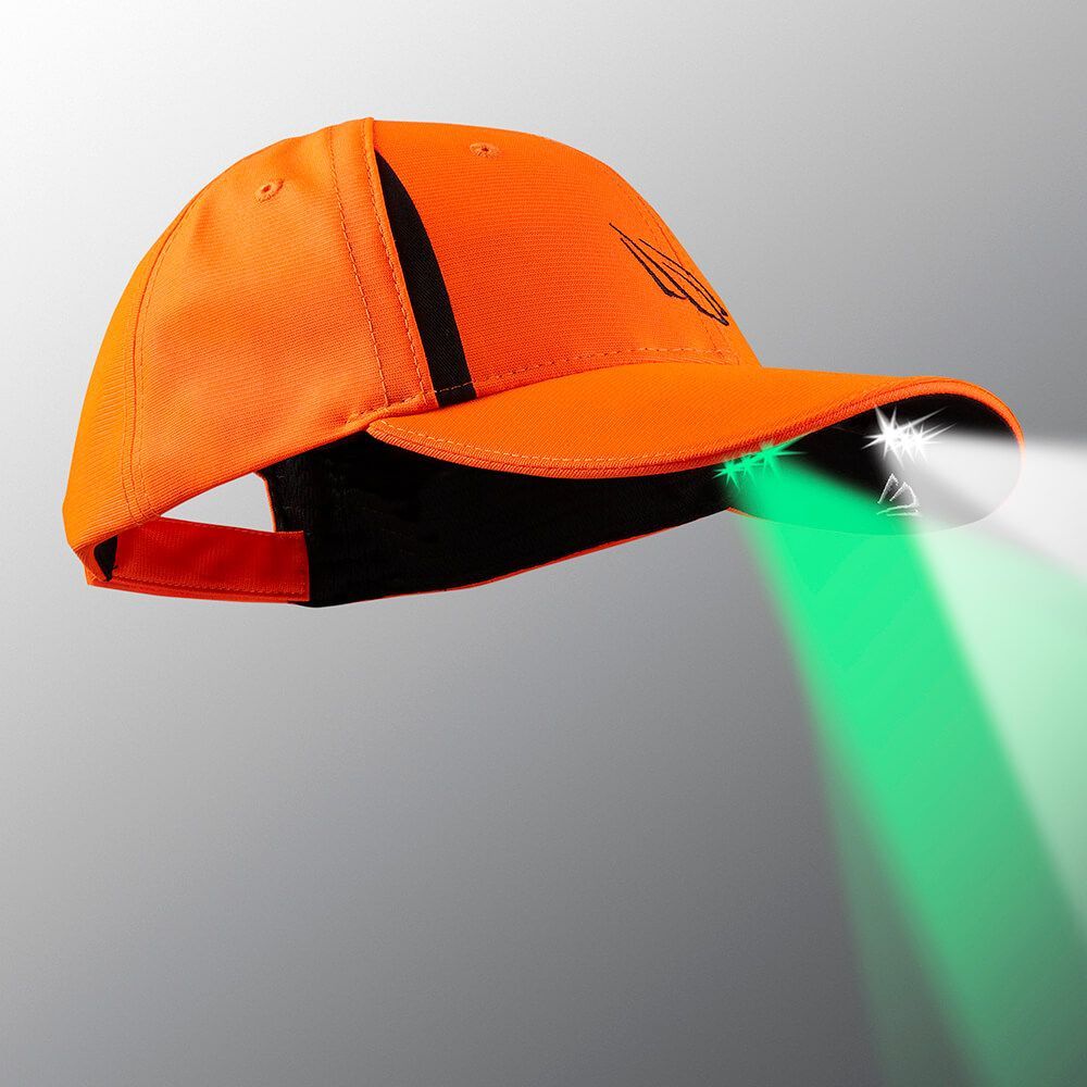 1236723c02a65 POWERCAP PRO Structured LED Lighted Hats