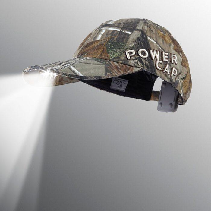 POWERCAP EXP 100 Headlamp Hat