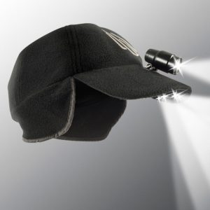 POWERCAP EXP 200 Winter Headlamp Hat