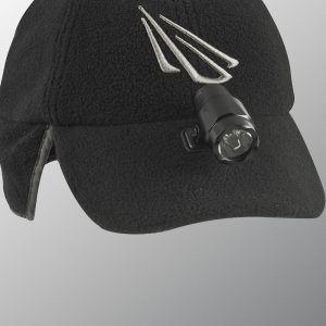 lighted fleece hat
