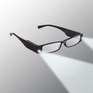 LIGHTSPECS Women's LightPipe LED Reading Glasses