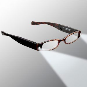 women's lighted eyeglasses