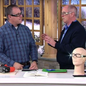 panther vision lightspecs on qvc