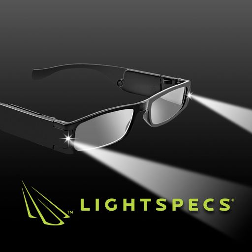 757740a5ce39 Lighted Reading Glasses- Safety Glasses With LED Lights - Panther Vision