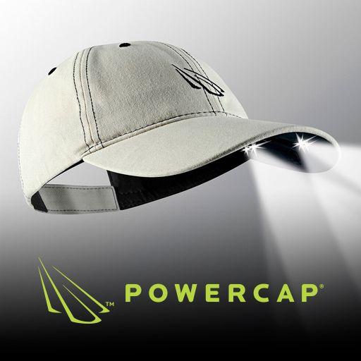 LED lighted baseball cap