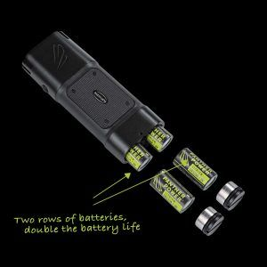 more batteries equals more power