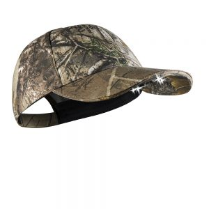 lighted led hat camo