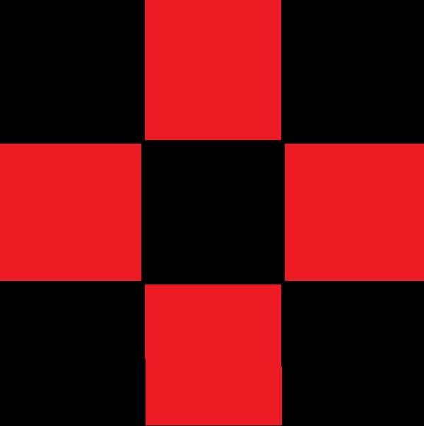Plaid Red/Black