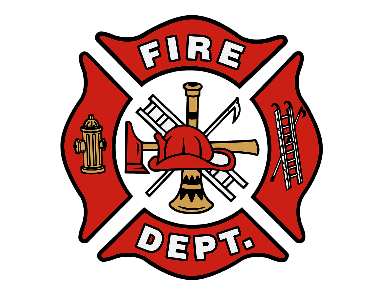 Volunteer Fire Department logo
