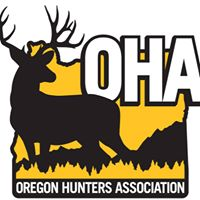 Oregon Hunters Association (OHA) logo
