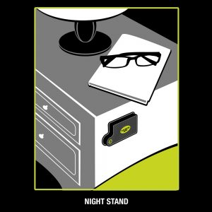 Wink Light For Nightstand