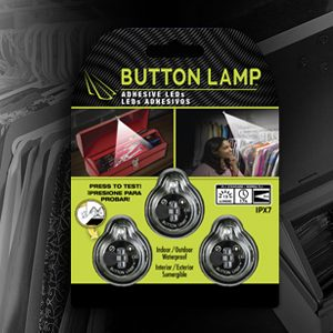 3 pack of button lamps banner