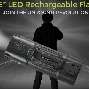 led rechargeable flashlights