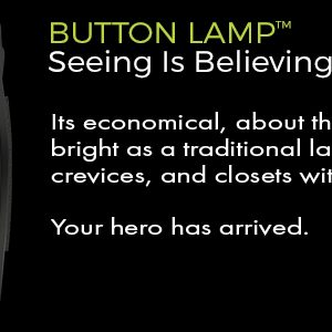bright led button lamp banner