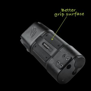 Easy to Grid Rechargeable LED Flashlight