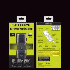 Rechargeable LED Flashlights