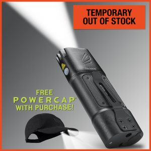 free powercap with purchase of flateye