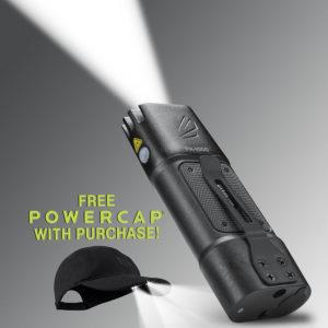 POWERCAP 2.0 FR-1000 Rechargeable Flashlight