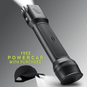 Rechargeable F-2100 Flashlight