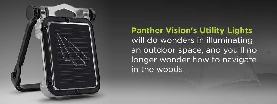 panther vision utility lights