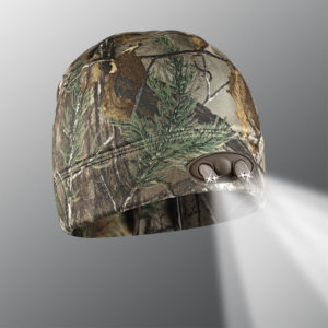 camo led lighted beanie for sale