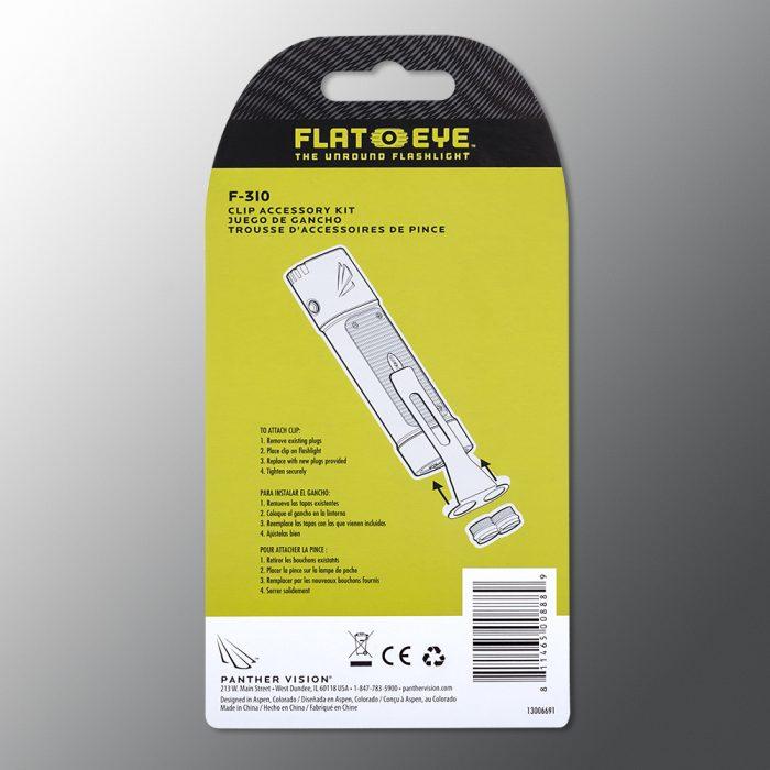 clip for flashlight