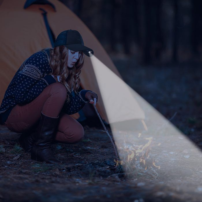 lighting solutions for camping