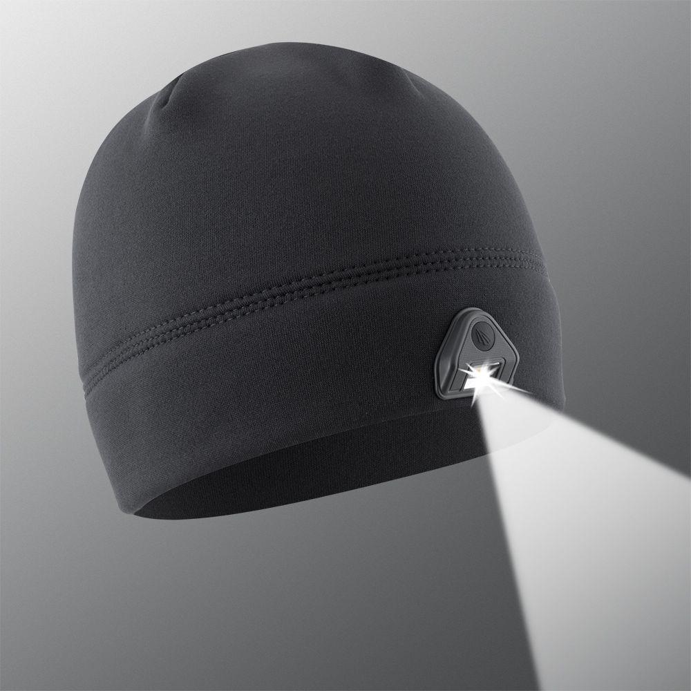 POWERCAP 2.0 Black Fleece Lighted Beanie