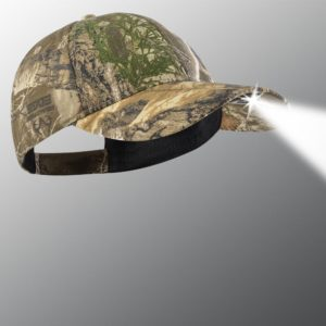 POWERCAP 2.0 Camo Lighted Hat