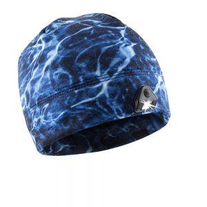 Blue Aqua LED Beanie For Fishing