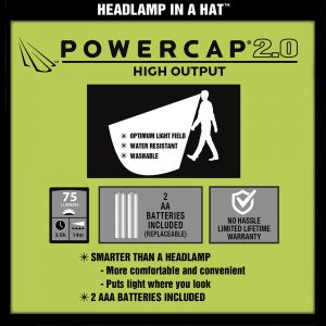 Lighted Fishing Beanie Product Features