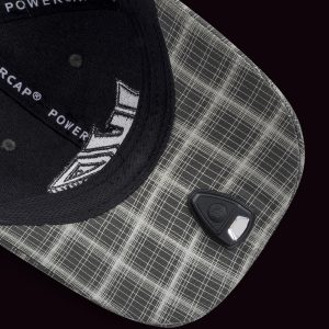 Plaid Pro Series Fishing Lighted Hat