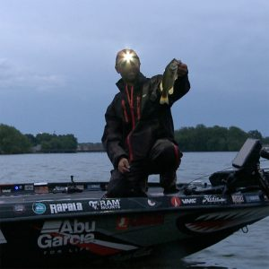 Mike Iaconelli Lighted Fishing Hat