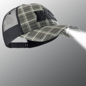 Led Lighted Pro Series Fishing Hat