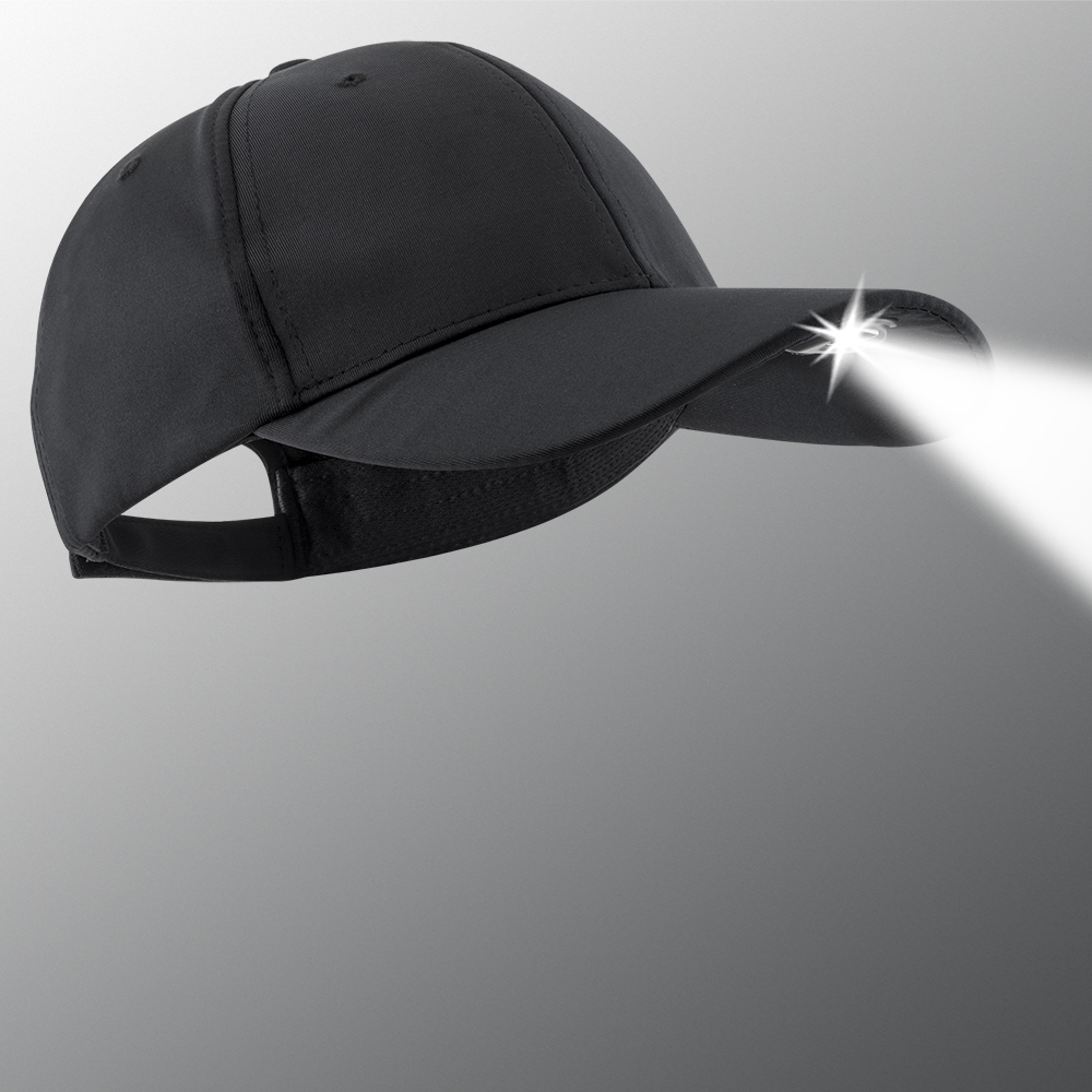 Tactical Series LED Lighted Hat