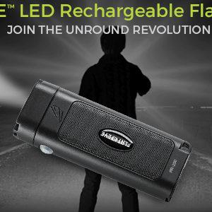 Flateye LED Flashlight