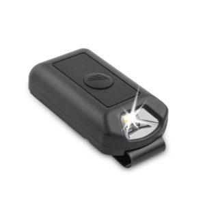 clip on cap light