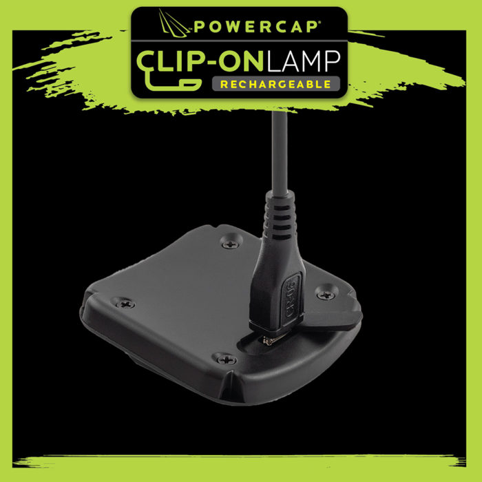 clip on rechargeable port