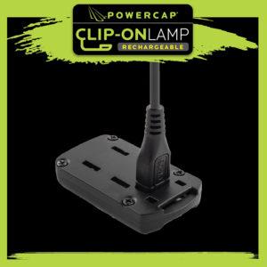 clip on light for caps