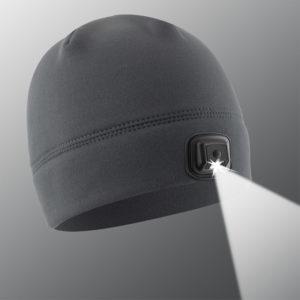 gray powercap 3.0 beanie