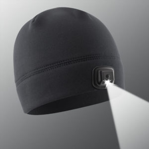 Gray beanie 3.0 hat