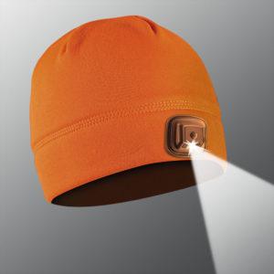orange beanie 3.0 hat