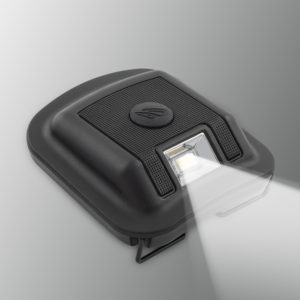rechargeable clip on light